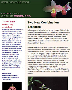First LTOE Newsletter